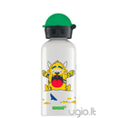 Gertuvė SIGG Fluffy Monsters, 0,4 l