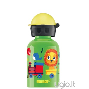 Gertuvė SIGG Jungle Train, 0,3 l