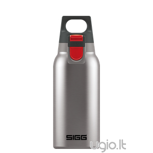 Thermo SIGG One Brushed 0,3 l